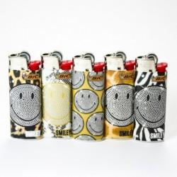 Feuerzeug Bic mini Smiley x5