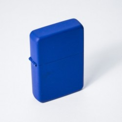 Briquet Star soft bleu