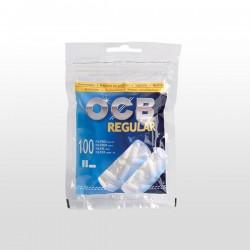 Beutel mit 100 Filtern OCB Regular