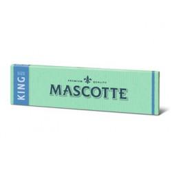 Papier à rouler Mascotte slim king size bleu