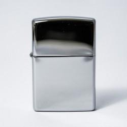 Zippo polish chrome