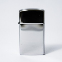Zippo slim polish chrome
