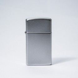 Feuerzeug Zippo Slim Satin Chrome