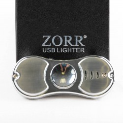 Briquet Zorr spinner usb