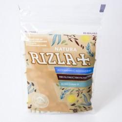 Sachet 150 filtres Rizla+ natura