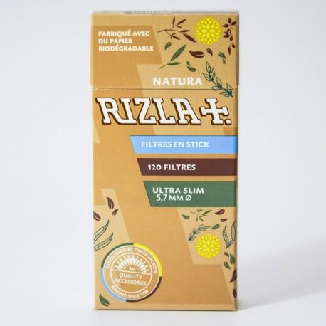 Packung 120 Filter Rizla+ Bio Stick