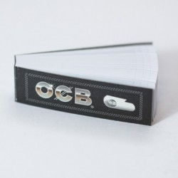 Heftchen mit 50 OCB-Filtertips