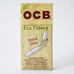 Packung mit 120 Filtern OCB Bio Stick