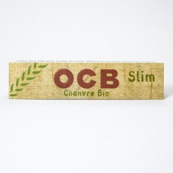 Zigarettenpapier OCB Slim Bio-Hanf