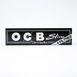 Ocb Slim Rolling Papers + Tips