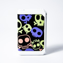 Briquet Zorr fancy skull