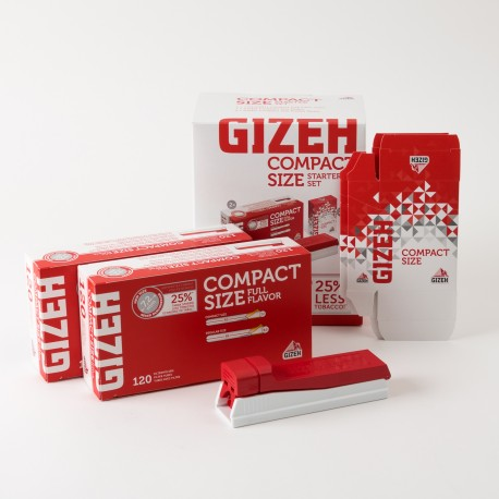 Kit Gizeh compact size machine à tuber + tubes