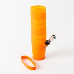 Bong pliable en silicone 20 cm