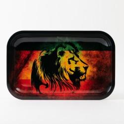 Plateau à rouler lion grand modèle