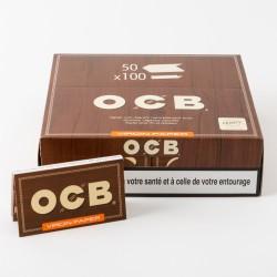 Ocb Virgin Rolling Papers x50 FR