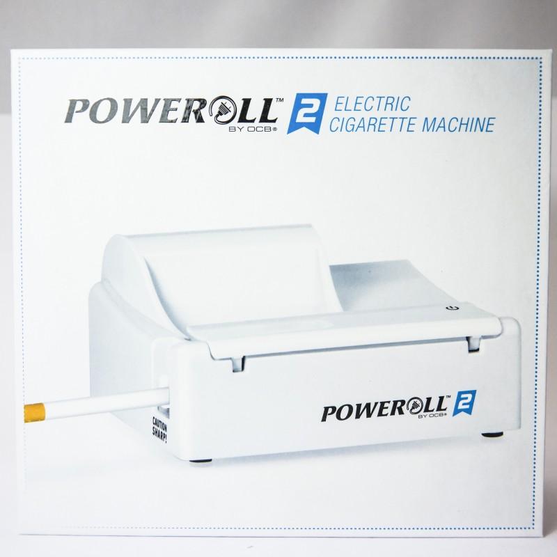 elektrische stopfmaschine ocb poweroll2. Black Bedroom Furniture Sets. Home Design Ideas