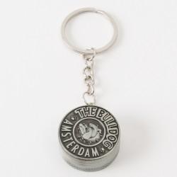 Porte clés grinder The Bulldog Amsterdam