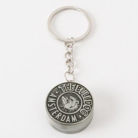 Key Ring Grinder The Bulldog Amsterdam