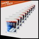 Pack 10 sachets 150 filtres Ocb Slim