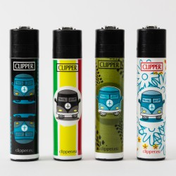 Clipper Hippie Van Lighter x4