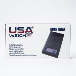 Digitalwaage USA Weigh 0,10/600 g