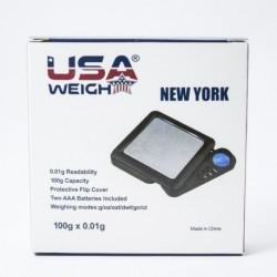 Balance USA Weigh digitale 0,010/100 gr