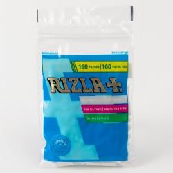 Sachet 160 filtres Rizla+ slim