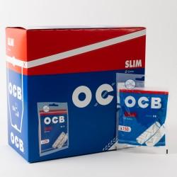 Beutel mit 150 Filtern OCB Slim x50