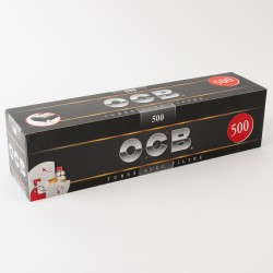 Packung mit 500 Hülsen OCB