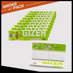 Papier à rouler slim + filtres Gizeh