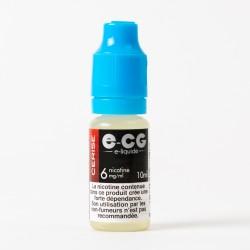 E-liquide E-CG cerise 10 ml