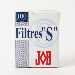 "Boîte 100 filtres ""S"" Job"
