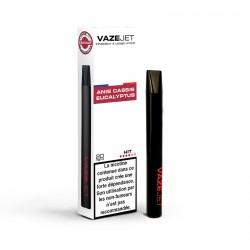 E-cigarette Vaze Jet anis cassis eucalyptus