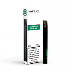 E-cigarette Vaze Jet diabolo menthe