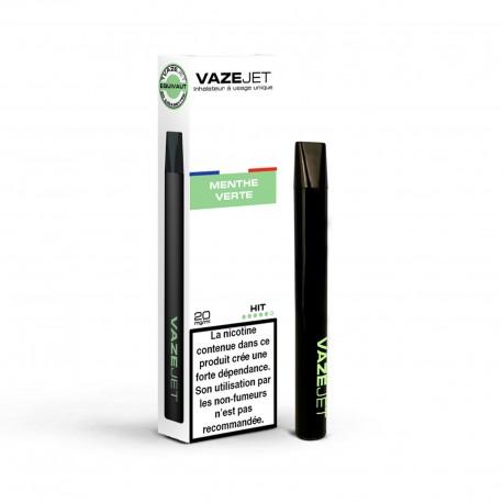 E-cigarette Vaze Jet menthe verte