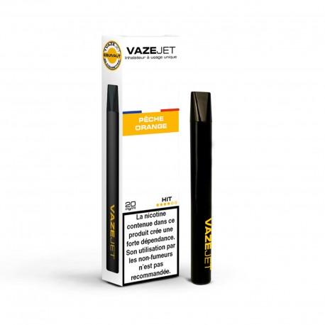 E-cigarette Vaze Jet pêche orange