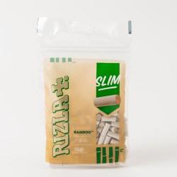 Sachet 150 filtres Rizla+ Bamboo
