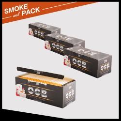 Pack 4 boites 250 tubes Ocb