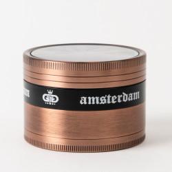 Grinder métal Amsterdam 4 parties