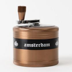 Grinder moulin Amsterdam 4 parties