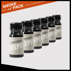 Pack 6 poppers Deeper 13 ml